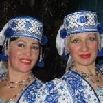 Елена Гуськова (слева) и Алла Похожаева