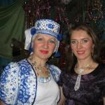 Ирина Мельникова (справа) и Алла Похожаева