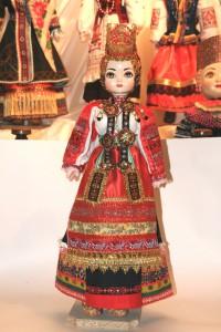 Народный костюм Острогожского района
