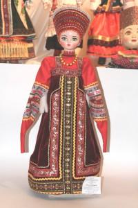 Народный костюм Смоленской губернии