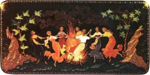 Иван Купала - праздник огня и воды