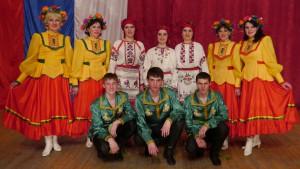 Отчётный концерт ансамбля «Весенние Зори»