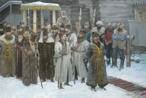 Мода XVIII века