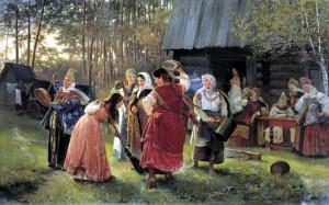 Свадьба - последние приготовления невесты