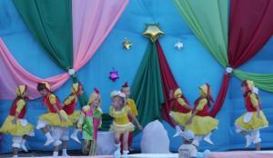 Ансамбль «Весенние Зори» в праздничных мероприятиях
