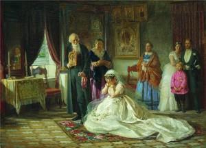 Венчание в церкви - апогей свадебных торжеств