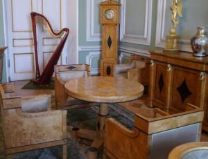 Внутреннее убранство дворянского дома