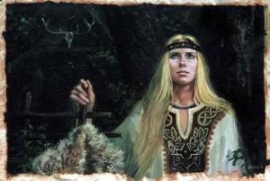 Поверья и суеверия. Чёрт, ведьма и колдун
