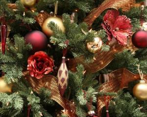 Новогодняя ёлка и магия праздника