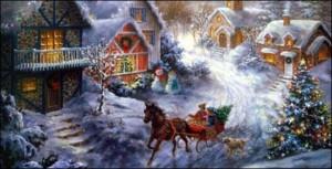Новогодний праздник - праздник веселья