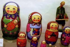 Матрёшка - образ самой России