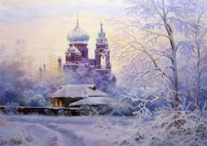 Сочельник - канун праздников Рождества Христова и Крещения