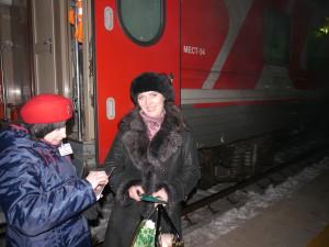 """Руководитель ансамбля """"Весенние Зори"""" едет на Олимпиаду в Сочи"""