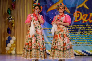 И вновь ансамбль «Весенние Зори» на Международном фестивале-конкурсе «Золотой Дельфин» в Сочи