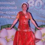 """Индийские танцы в творчестве ансамбля """"Весенние Зори"""""""