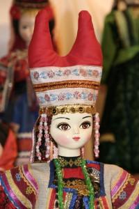 Народный костюм Рязанской губернии