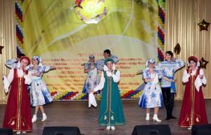 Ансамбль «Весенние Зори» на Международном фестивале-конкурсе «Золотой Дельфин» в Сочи