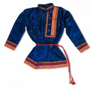 Русская мужская одежда