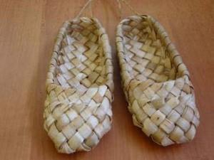 Обувь русских людей