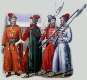 Особенности русской мужской одежды