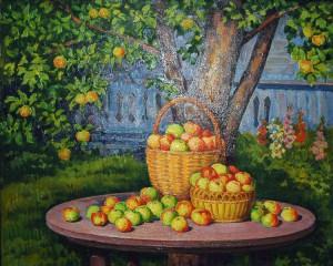 Яблочный Спас или Преображение