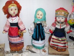 Народный костюм Репьёвского района