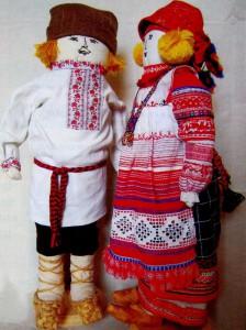 Народный костюм южных губерний России