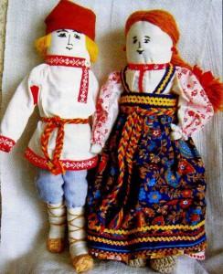 Народный костюм Архангельской губернии (продолжение)
